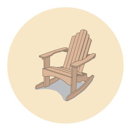 rocking chair: rocking chair