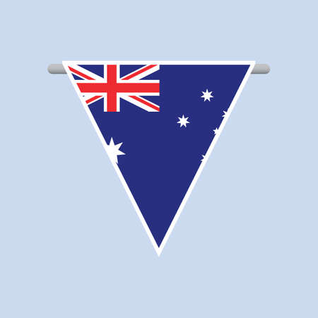 australian culture: australian flag