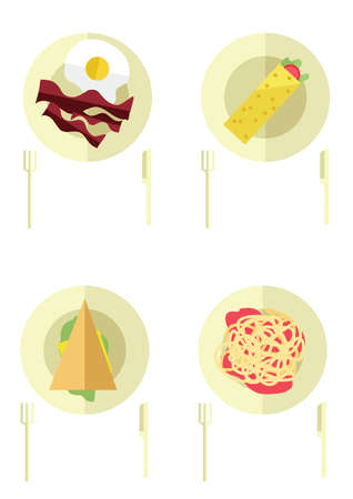 fried noodle: fast food