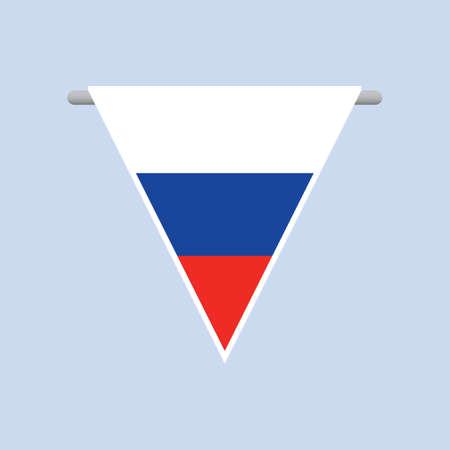 flag: russia flag