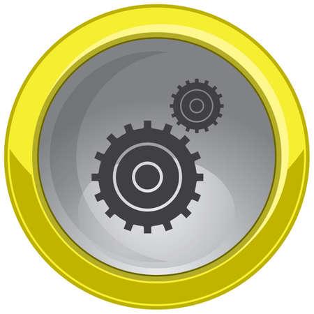 gears: gears button