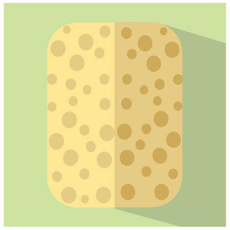 bath: bath sponge