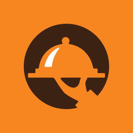 covering: cloche icon