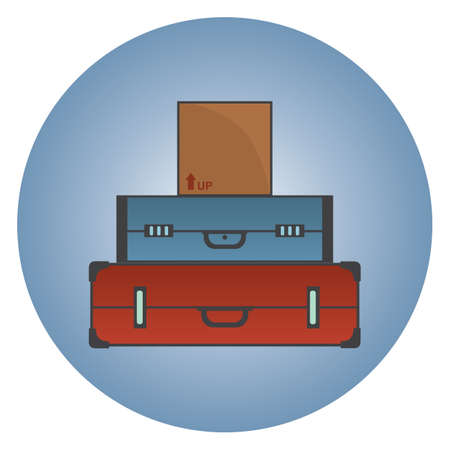 getaways: luggages