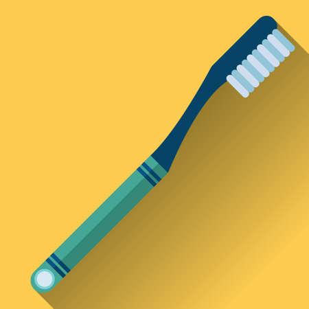 toothbrush: toothbrush Illustration