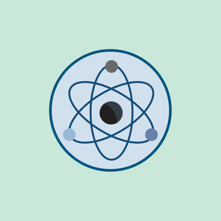 atomic structure: atomic structure Illustration