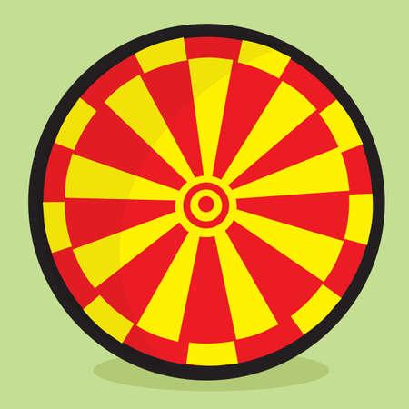 dartboard: dartboard Illustration