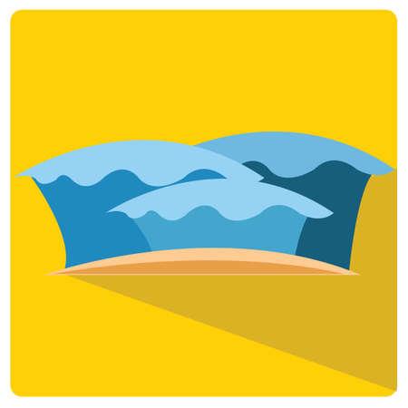tides: tides Illustration