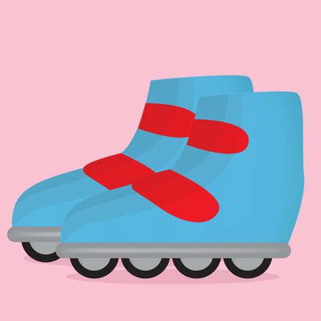 roller skating: roller skating shoes