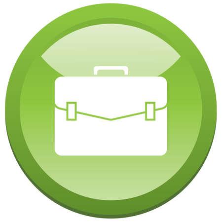 briefcase: briefcase button Illustration