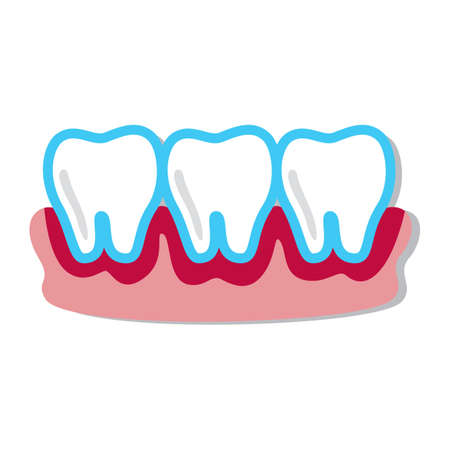 hemorragias: los dientes sangrado