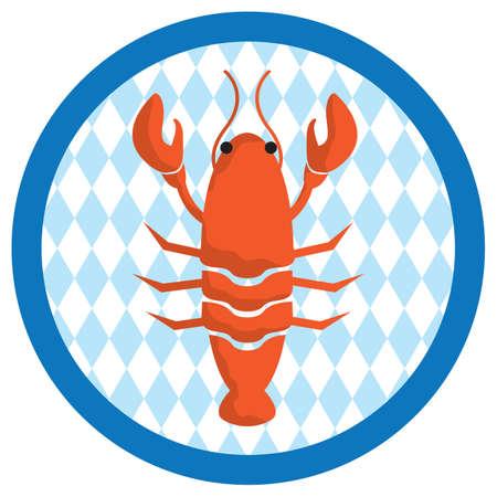 crustaceans: crayfish