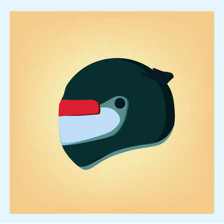 racing: racing helmet