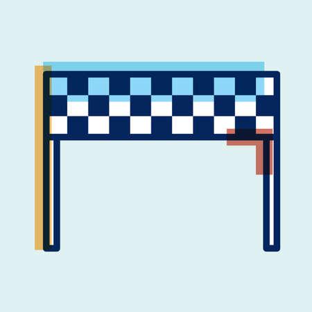 racing: racing banner