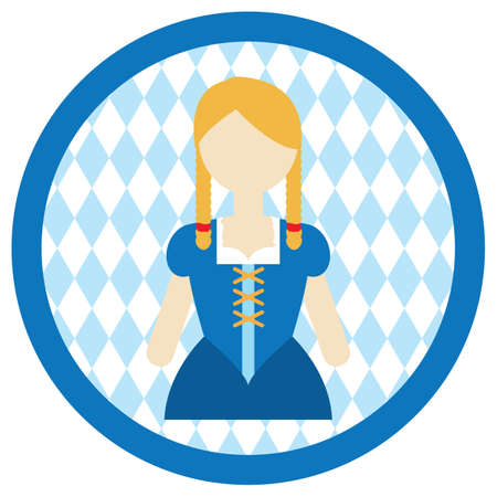 bavarian girl: bavarian girl