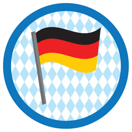 flag: germany flag
