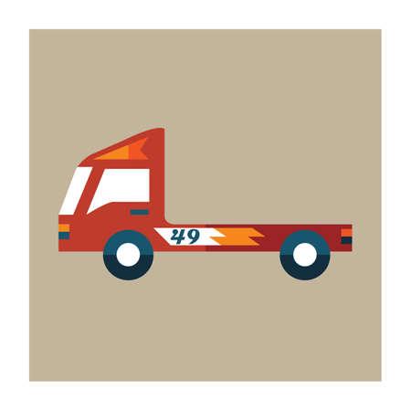 truck repair: repair truck