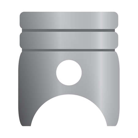engine: engine piston Illustration