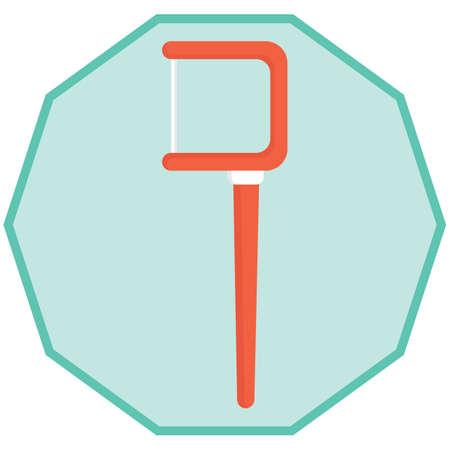 floss: floss toothpicks