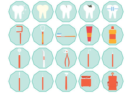 polisher: dental icons