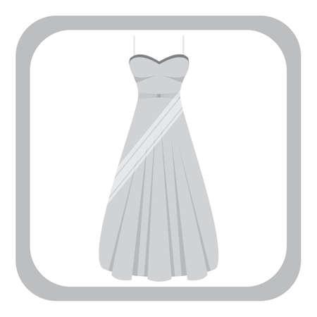wedding gown: wedding gown