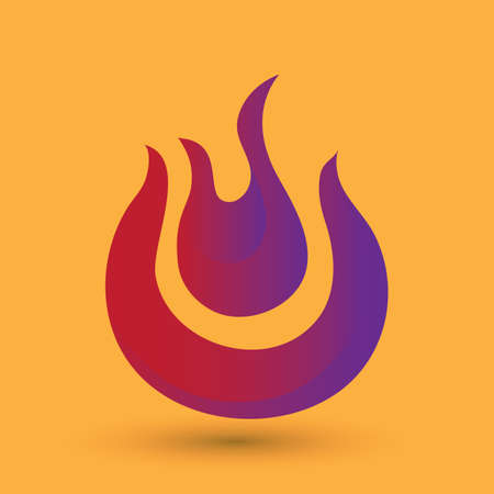 igniting: fire flame Illustration