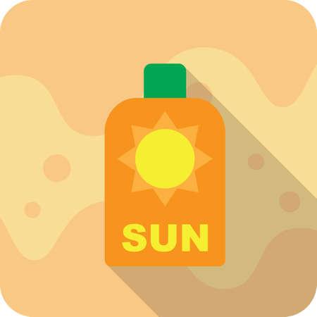 sun lotion: sun screen lotion