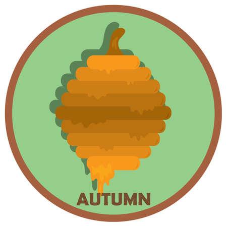 beehive: autumn beehive