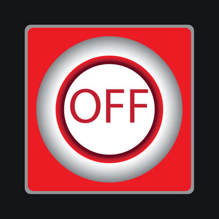 off: off button