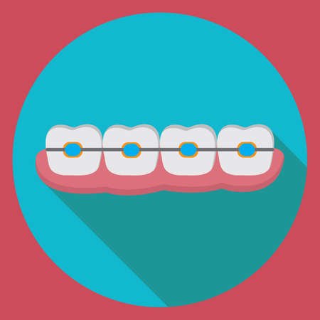 dentures: dental braces
