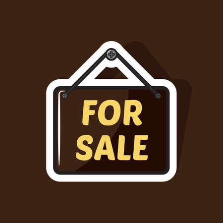 proclaim: sale board sign