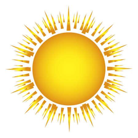 sun ray: sun Illustration