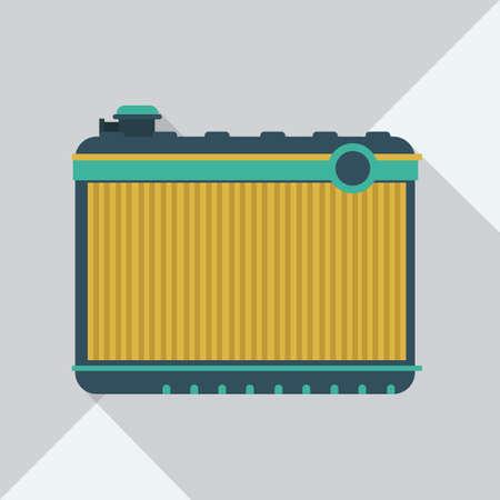 radiador: radiador