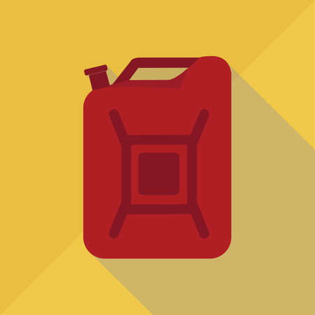 jerry: oil can Illustration