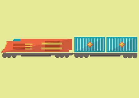 goods train: goods train