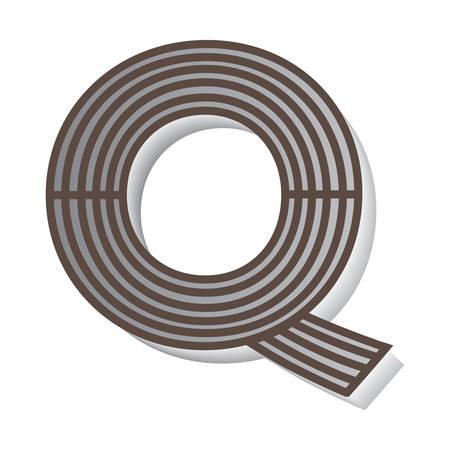 letter q: letter q
