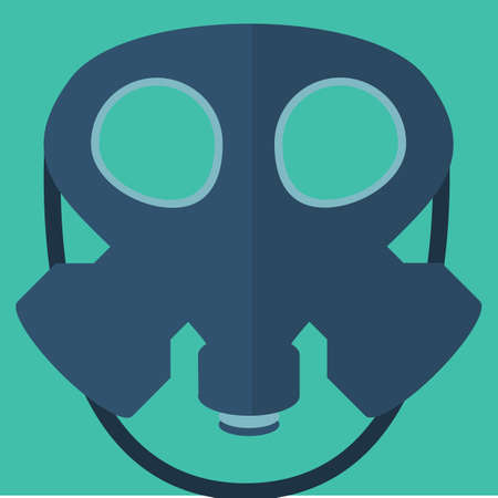 oxygen mask: oxygen mask Illustration