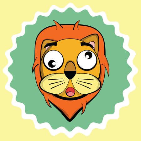 dizzy: dizzy lion