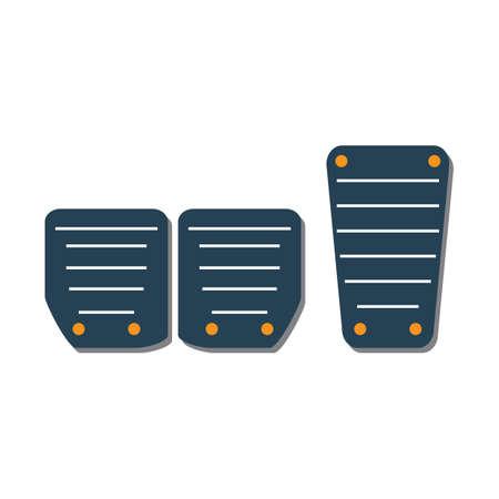 pedals: automobile pedals