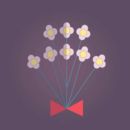 nuptials: flowers