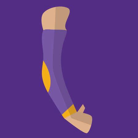 pad: knee pad