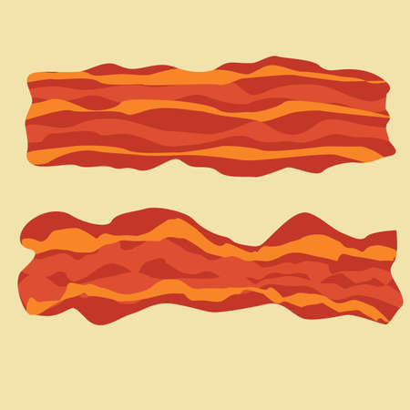 bacon strips: bacon strips