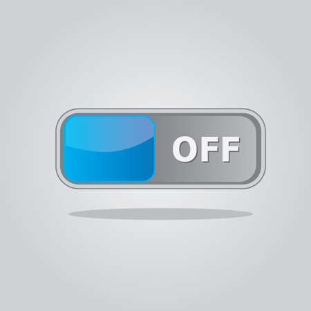 off on: off button