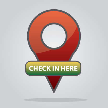 check in here button