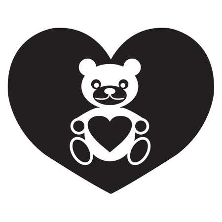 plushie: a teddy bear