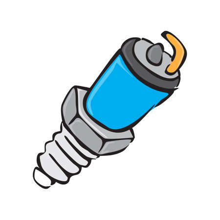 ignition: spark plug