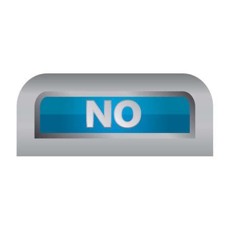 disagree: no button