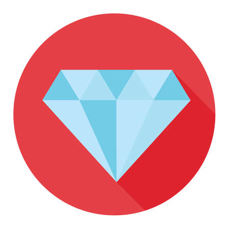 valuables: diamond Illustration