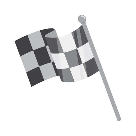 checker: race flag