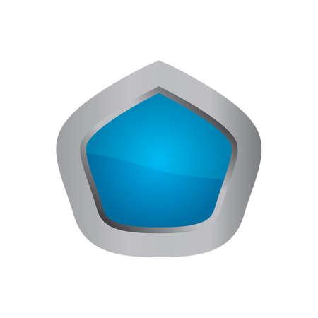 web: blank web button